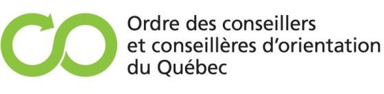 Ordre des conseillers et conseillères d'orientation du Québec